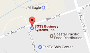 Boss Business Solutions Location